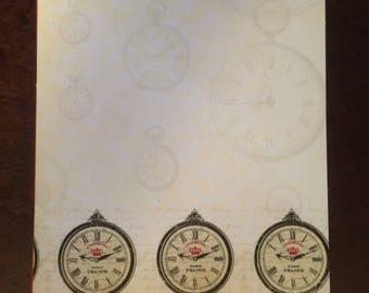 Pamphlet Sketchbook/Journal-Medium