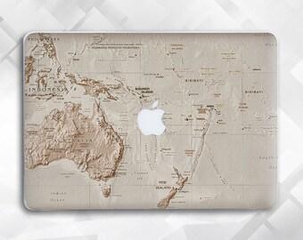Map Macbook case Macbook Pro Case Marble Laptop Case Macbook Hard Case Macbook Air Marble Macbook Air 13 Marble Macbook Macbook case world