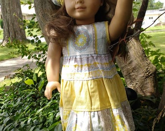 Clothing Scaled for American Girl Doll