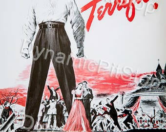 30x40cm Citizen Kane Vintage Advert Tin Sign