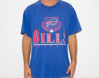 Buffalo Bills, NFL, Game Day, New York, Football Season, Bills, Gameday, Game Day Shirt, Champions, 90s, Sports, Athletic, Sportswear