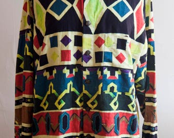 Fun Geometric Shirt