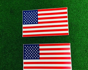 American Flag Decal Stickers