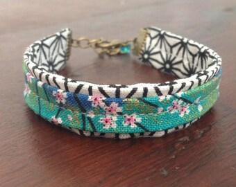 Bracelet Arame Asanoha