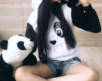 Panda Hoodies for You, Your Best Friend, Your Girlfriend.
