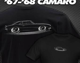 1967 1968 Camaro T-Shirt Chevy