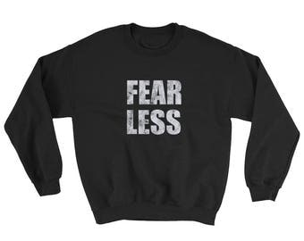 Fear Less Spartees Sweatshirt