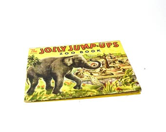 The Jolly Jump-Ups Zoo Book