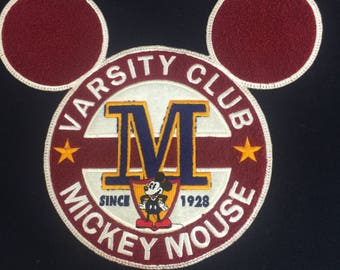 90's VINTAGE MICKEY LETTERMAN'S jacket varsity club