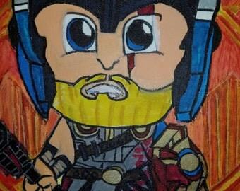Chibi Thor Ragnarok