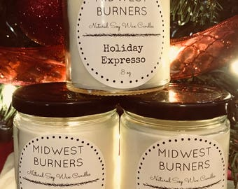 Midwest Burners - Holiday Expresso