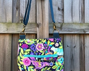 Birds - Cross Body or Over the Shoulder Style Bag – Birdy' Lovers