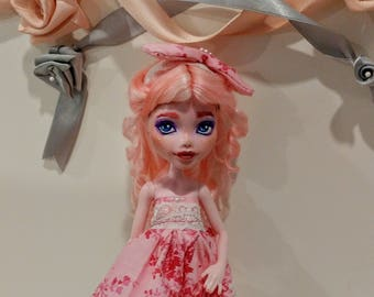 Emily - OOAK Monster High Repaint