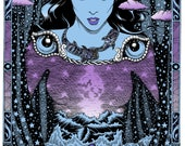 CRB The Moon poster, art ...