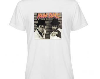 Run DMC Album Cover Tshirt