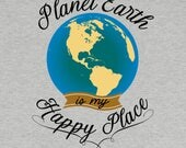 Planet Earth is My Happy ...