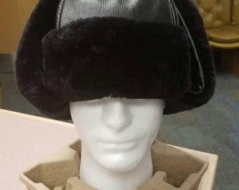 Trapper hat (men's)