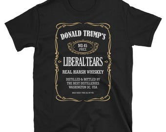 Liberal Tears | Conservative T Shirt, Trump Gifts, Republican tshirt, Conservative tshirt, Trump 2020, Politics TShirt, Trump Merchandise