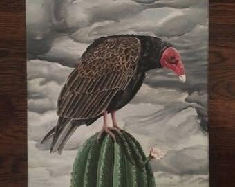 Death Dance original painting