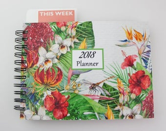 Free weekly planner , DO NOT add this to cart, see details.  freebie //// FP102///// 2018 planner, 2018 weekly planner
