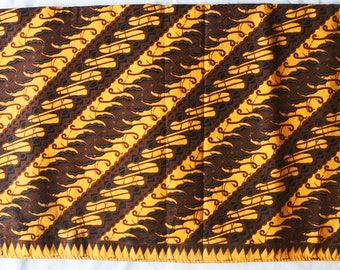 Fabric (kain panjang) Indonesian batik