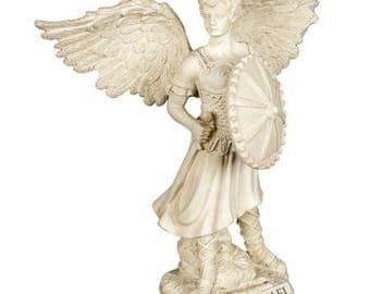 Archangel Michael Figurine - 7 Inch