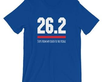 26.2, A Runners Marathon Funny T-shirt