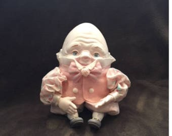 Unique 1970s Vintage Humpty Dumpty