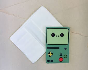 Passport Holder - GameBoy