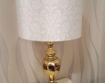 Handmade Lampshade in desgner fabric