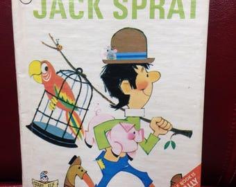 Jack Sprat.  A Rand McNally Elf Book