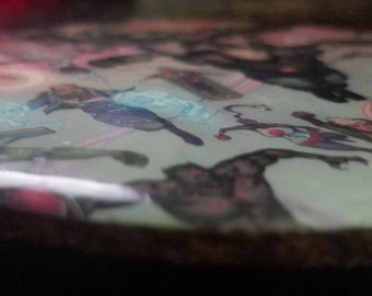 Fandom Coasters - Comics, Anime, Tv, and Other Popular Illustrated Coasters