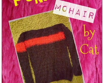 Punk It Up Mohair jumpers