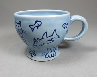 Kittens of the Sea Mug