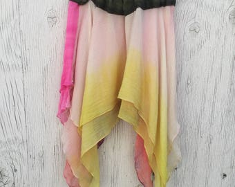 Childs Silk Fairy Skirt