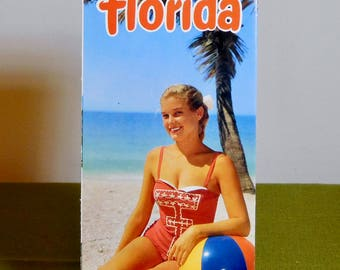 See ALL of Florida 1950s Travel Brochure
