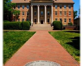 UNC-Chapel Hill South Building