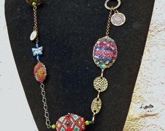 Phillida's Treasures necklace