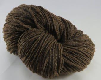 Soft Shetland Wool Handspun Yarn
