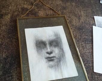 Original sketch by Françoise Stéfanski - Sidéré #14