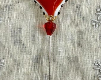 Red Heart Pin-it