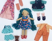 Make-Along Doll Pattern Set