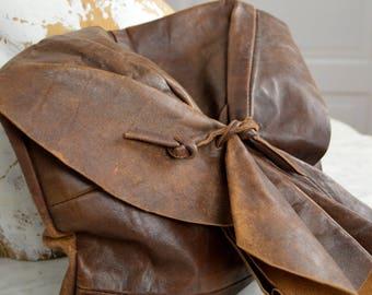 Boho Handbag, Leather Clutch, Envelope Purse, Slouchy Purse, Boho Purse, Leather Purse, Leather Handbags, Hippie Purse, Casual Purse