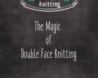 eWorkshop The Magic of Double Face Knitting