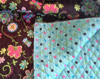 Double Sided Quilted Etsy