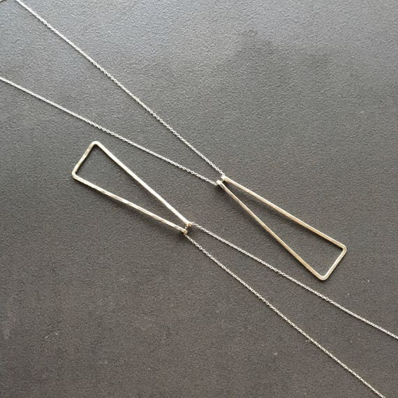 Silver Batters Necklace
