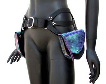 Unicorn BIOMORPH Leather Shoulder Holster Bag
