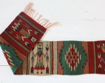 Vintage Navajo Table Runner