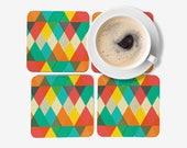 Coaster Set, Coffee Lover...