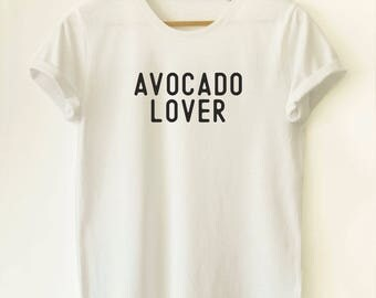 Avocado Lover Shirt, Avocado Shirt, Avocado Tshirt, Avocado T shirt, Avocado Tee